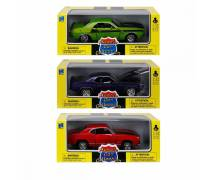 Oyuncak 1:32 Muscle Model Araba Pontiac Gto